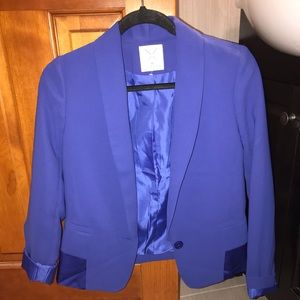 Urban Outfitters Blue Blazer